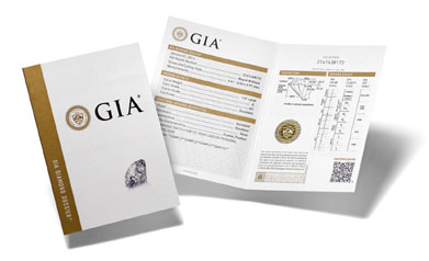 GIA diamond Rui & Aguri Fine Jewelry